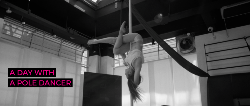 A Day With A Pole Dancer