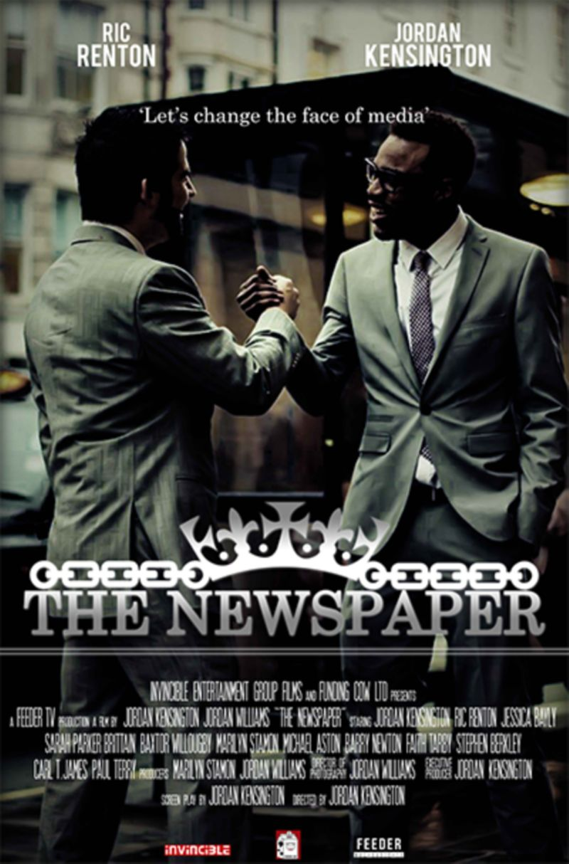 The Newspaper Trailer 2015 (Feature Film)