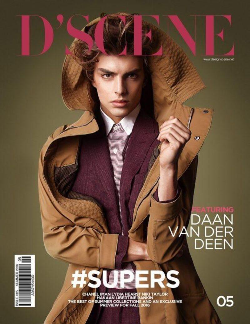 D'Scene Summer 2016 Issue Cover