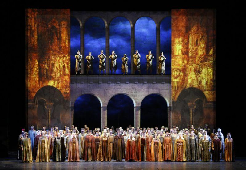 The Metropolitan Opera 50th Anniversary Gala