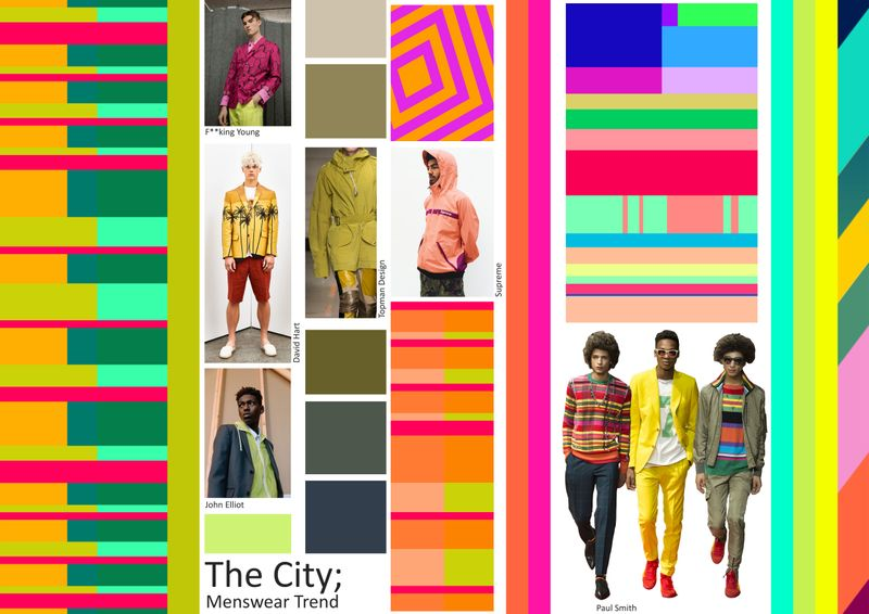 Graduate Collection | The City | Menswear