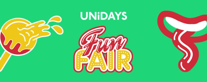 Campaign Toolkit for UNiDAYS Freshers 'Fun Fair Theme'