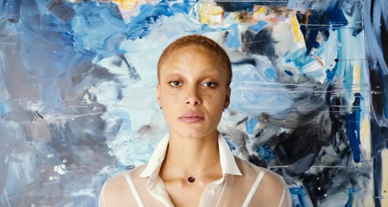 Astley Clarke - Astronomy Collection Featuring Adwoa Aboah