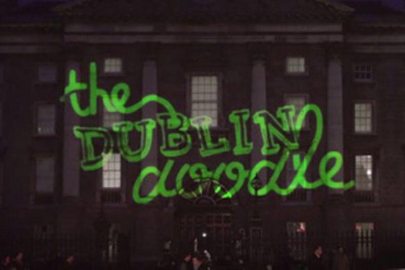 Tourism Ireland: The Dublin Doodle