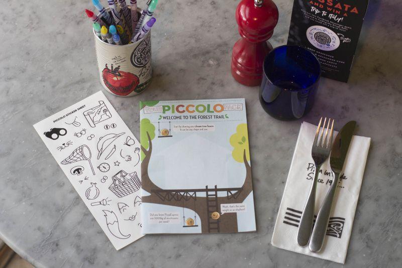 PizzaExpress — Piccolo Pack