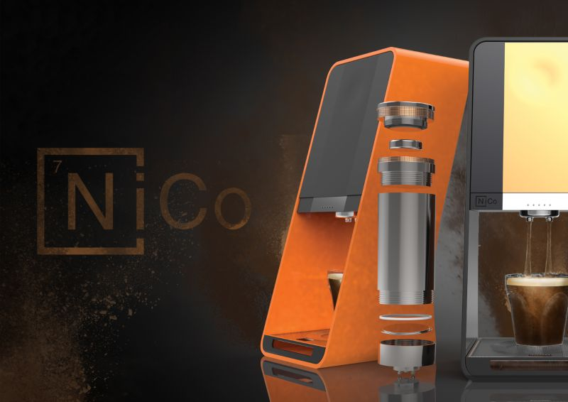 NiCo - Final year design project