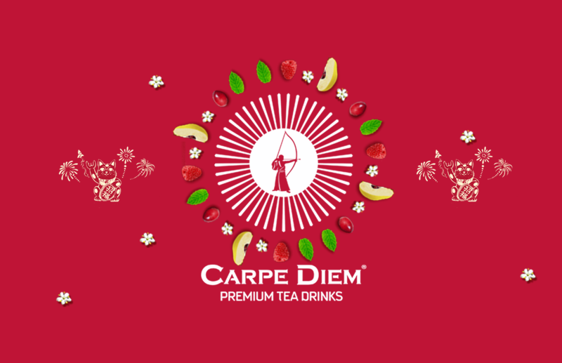 Carpe Diem Advertorial - Art Direction