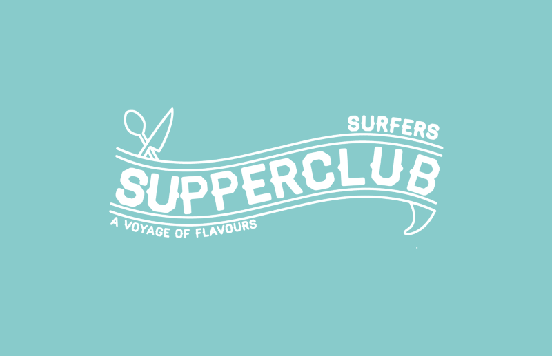 Surfers Supper Club - Corporate Identity