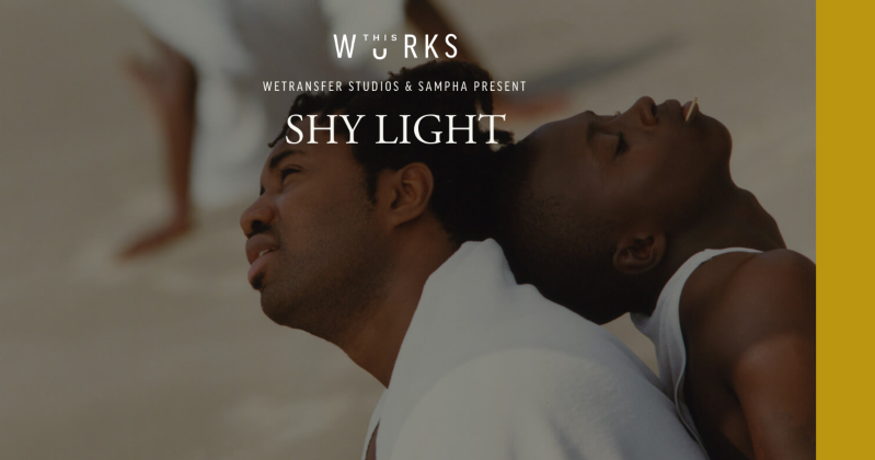 WeTransfer x Sampha