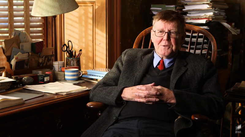 Editor - The Lady in the Van -  Alan Bennett featurette