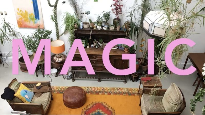 MAGIC (dir. by Laura Kirwan-Ashman) - editor/graphic design/sound recordist