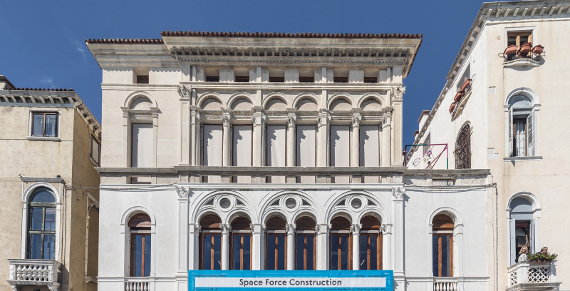 Report from the Biennale di Venezia for The Spaces