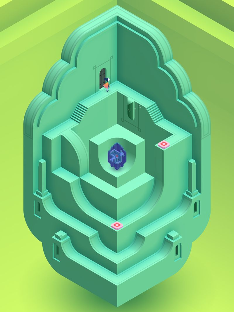 USTWO Games: Monument Valley II