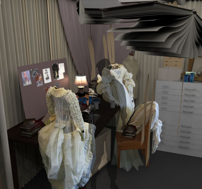Cabinets of Costume