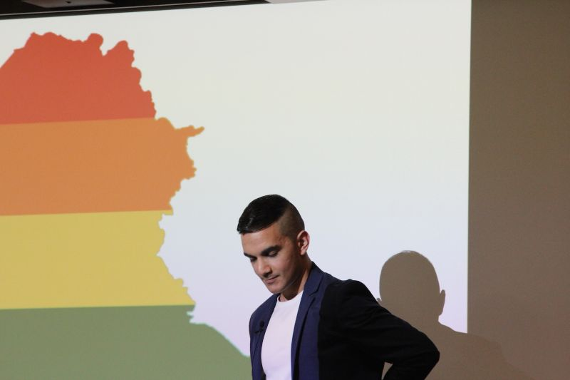 How one man is trying to make it safer to be LGBTQ+ in Iraq - Washington Post