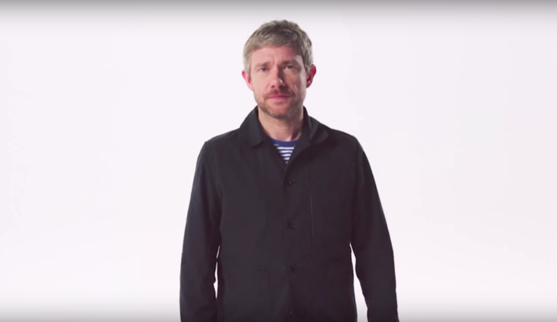 "Labour Party Broadcasts | ""Martin Freeman - The Choice'"