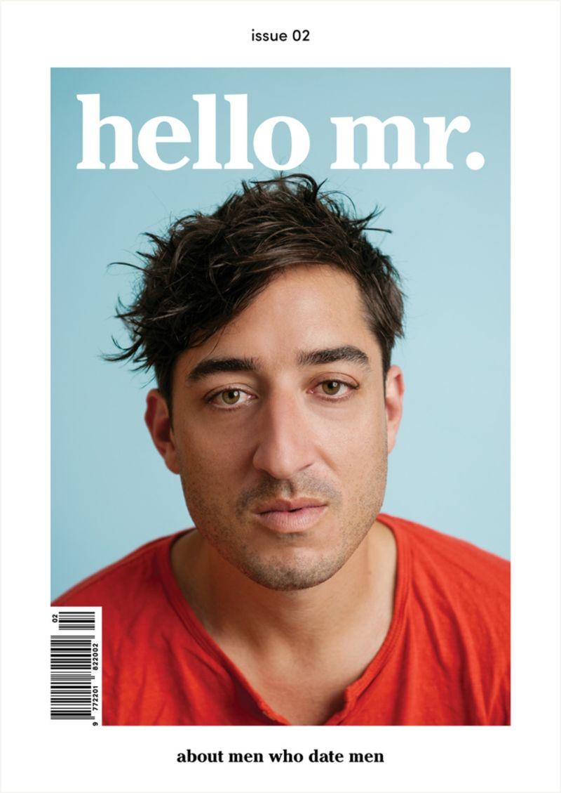 Hello Mr #2