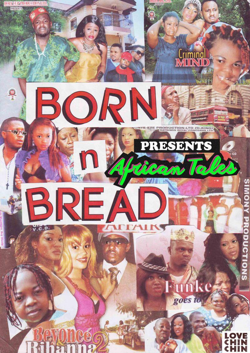 FILA x BORN N BREAD - House girl glam