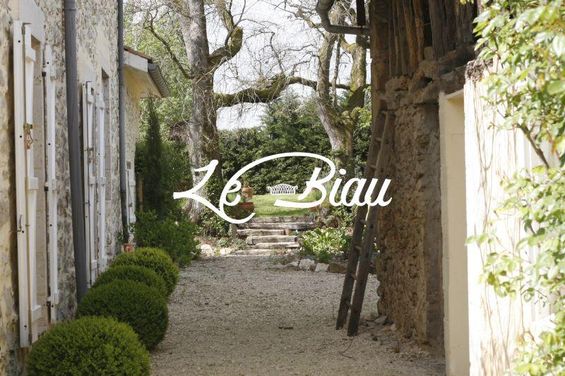 Le Biau — Brand identity