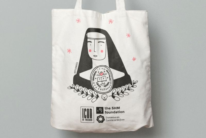 Sor Juana for Icon of Freedom