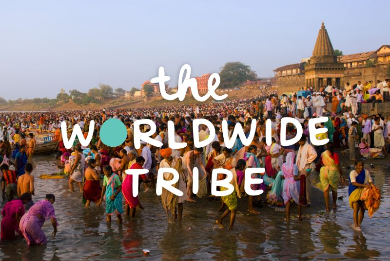 Branding proposal for The World Wide Tribe