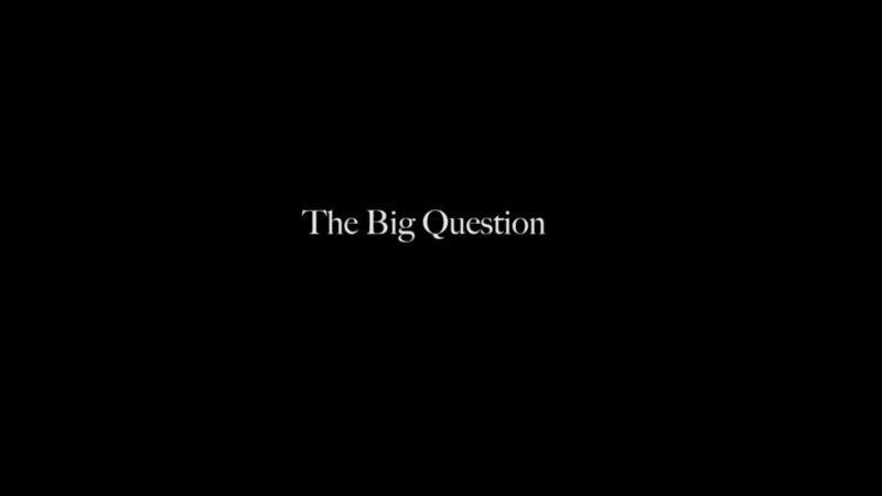 The Big Question