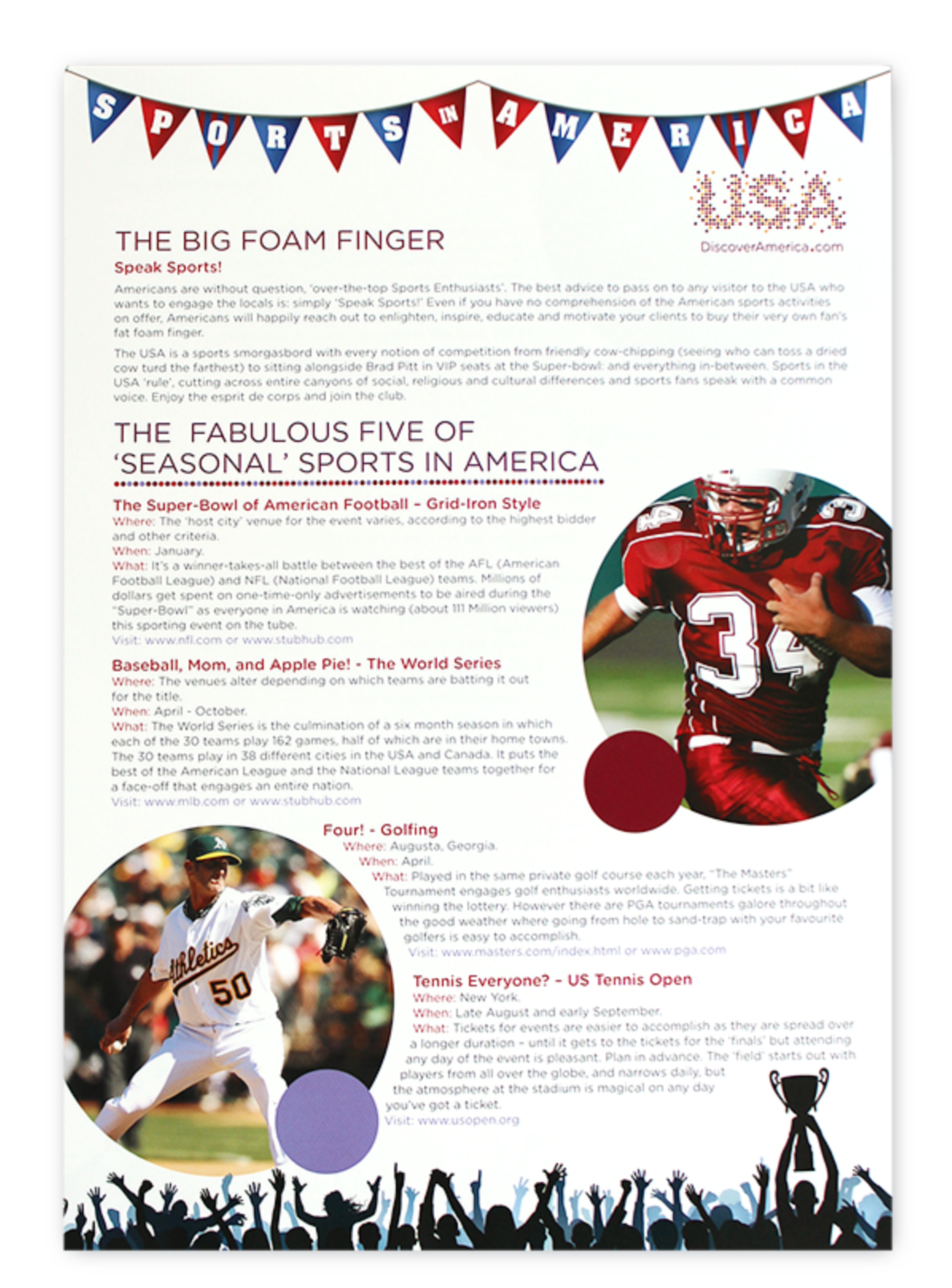 Brand USA Flyers | The Dots