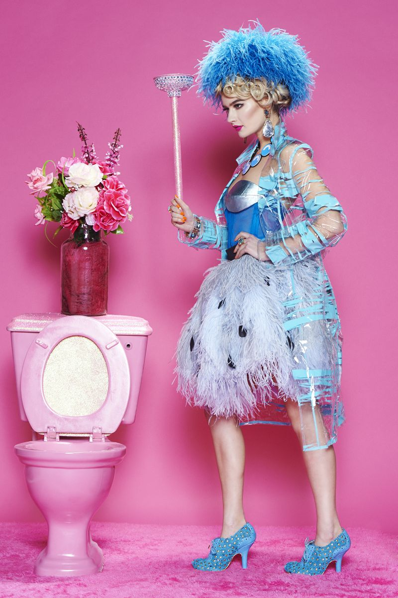 The Powder Room Editorial