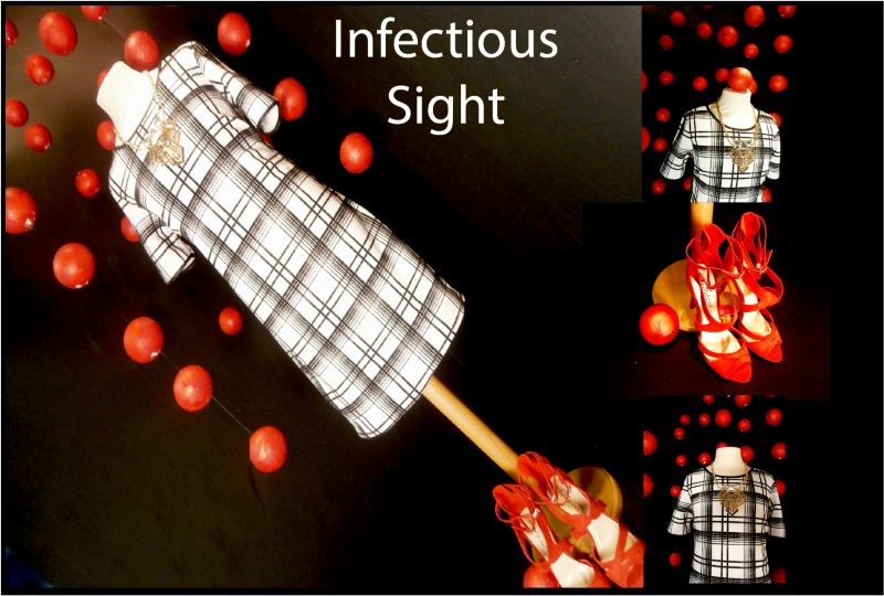 'Infectious Sight' Visual Merchandising