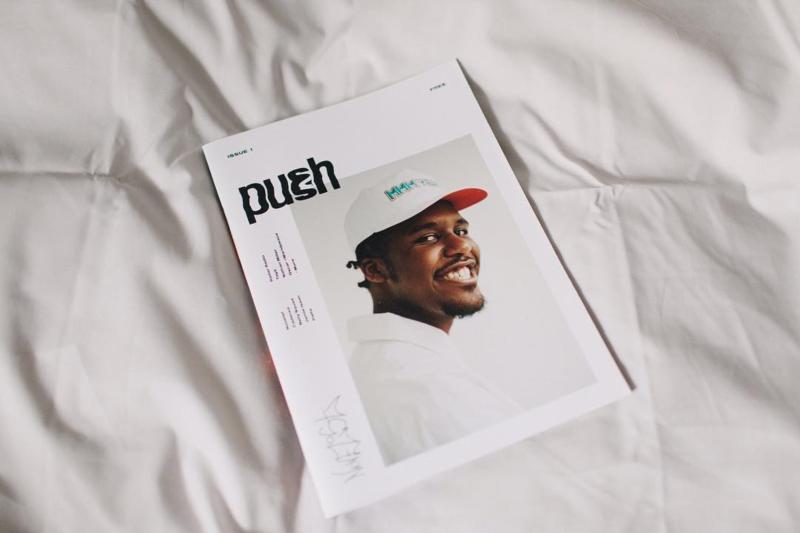 Introducing: PUSH Magazine