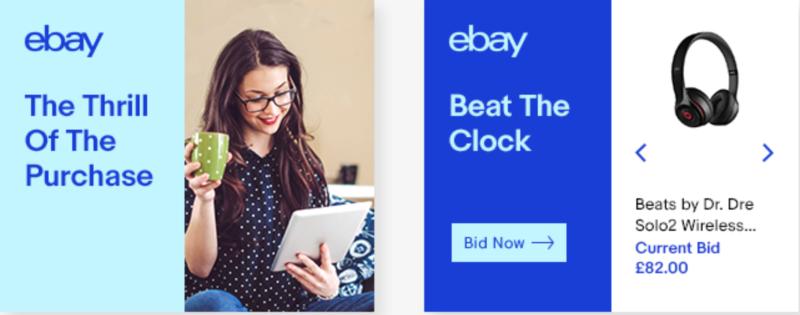 eBay Display Work