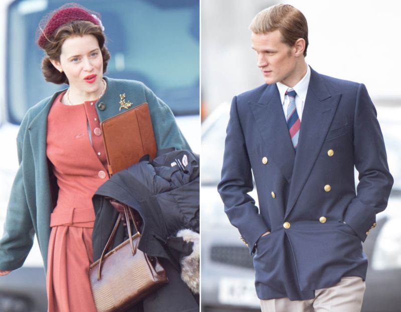 Sync on Set/Costume Trainee of The Crown Season 2