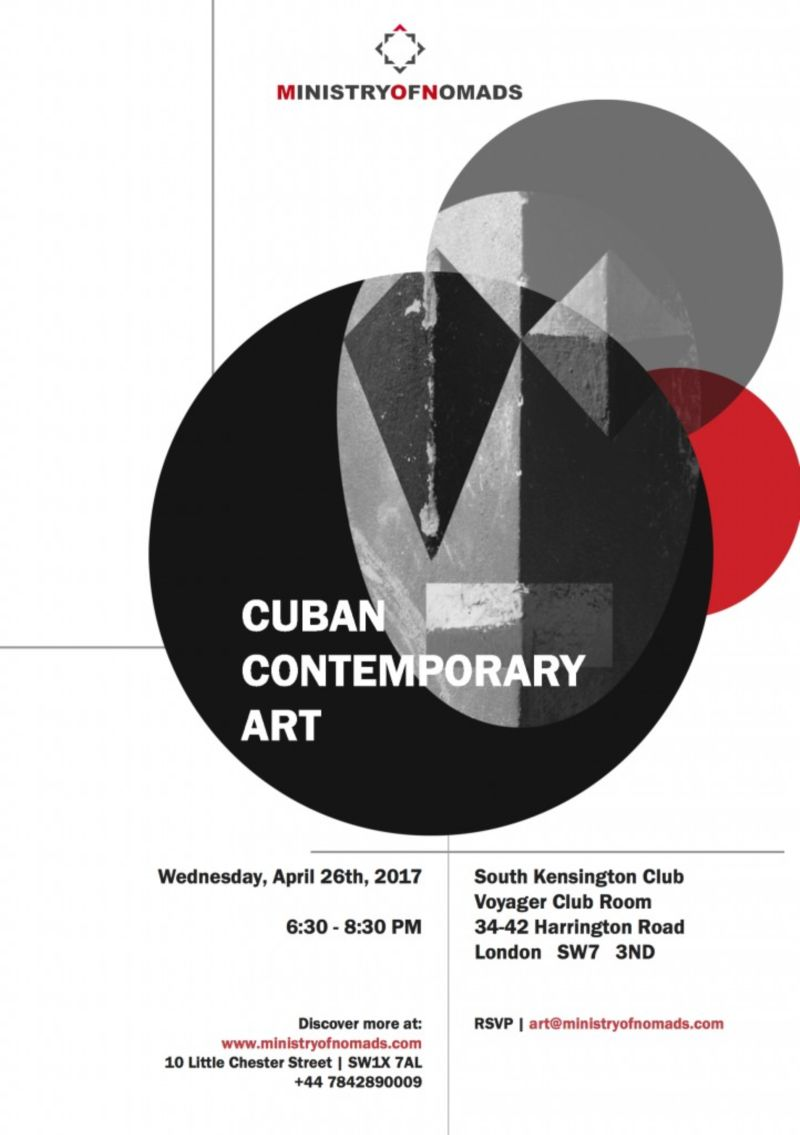 Cuban Contemporary Art: Artist Talk