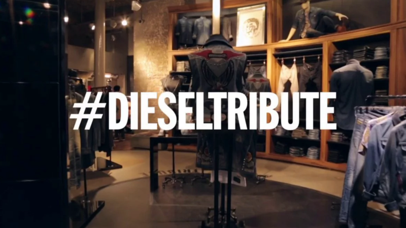 Diesel #DieselTribute Covent Garden Store Launch with Nicola Formichetti
