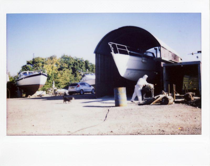 P O L A R O I D S ------ BoatsBoatsBoats