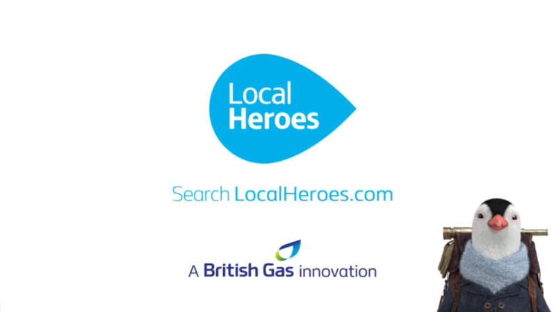 British Gas Local Heroes