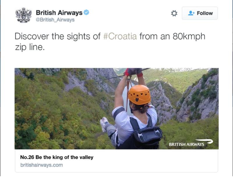 British Airways: Millennials