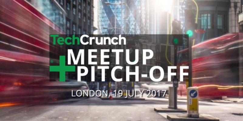 TechCrunch Meetup + Pitch-off: 19 July 2017