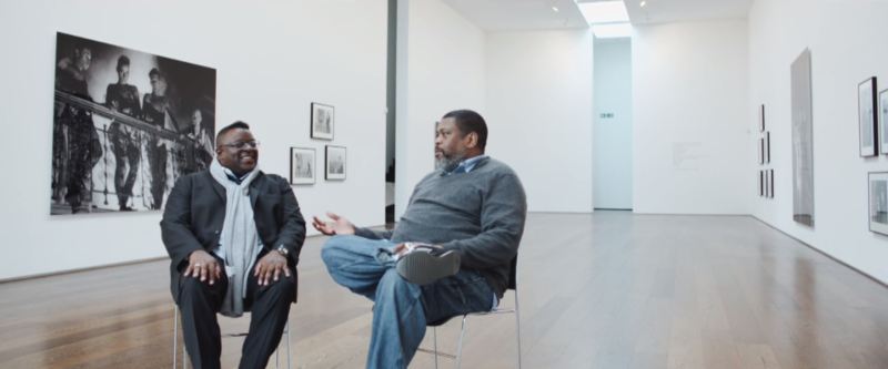 Looking for Langston: Isaac Julien in conversation with Hilton Als for Victoria Miro Gallery
