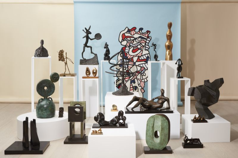 Taking Shape: 20th Century Sculpture