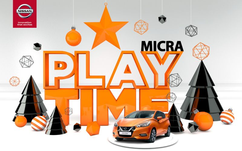 Micra Play Time - Nissan