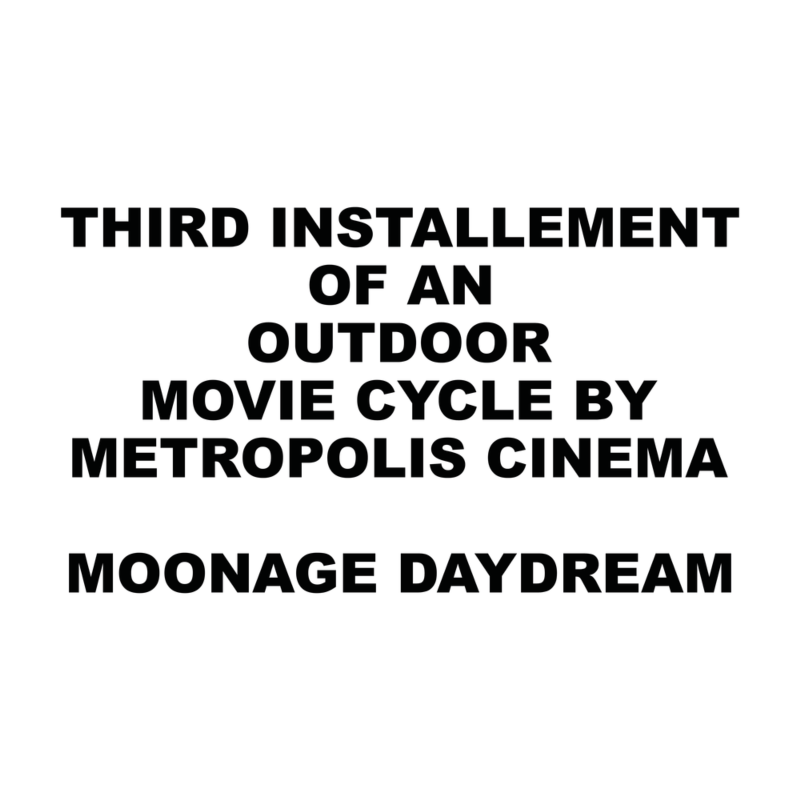 Moonage Day Dream