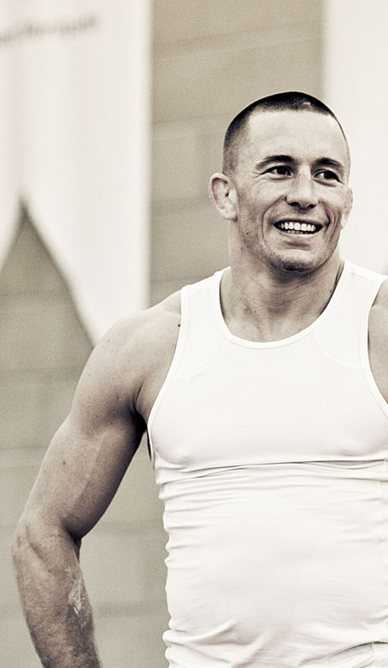 Touchfit Georges St-Pierre