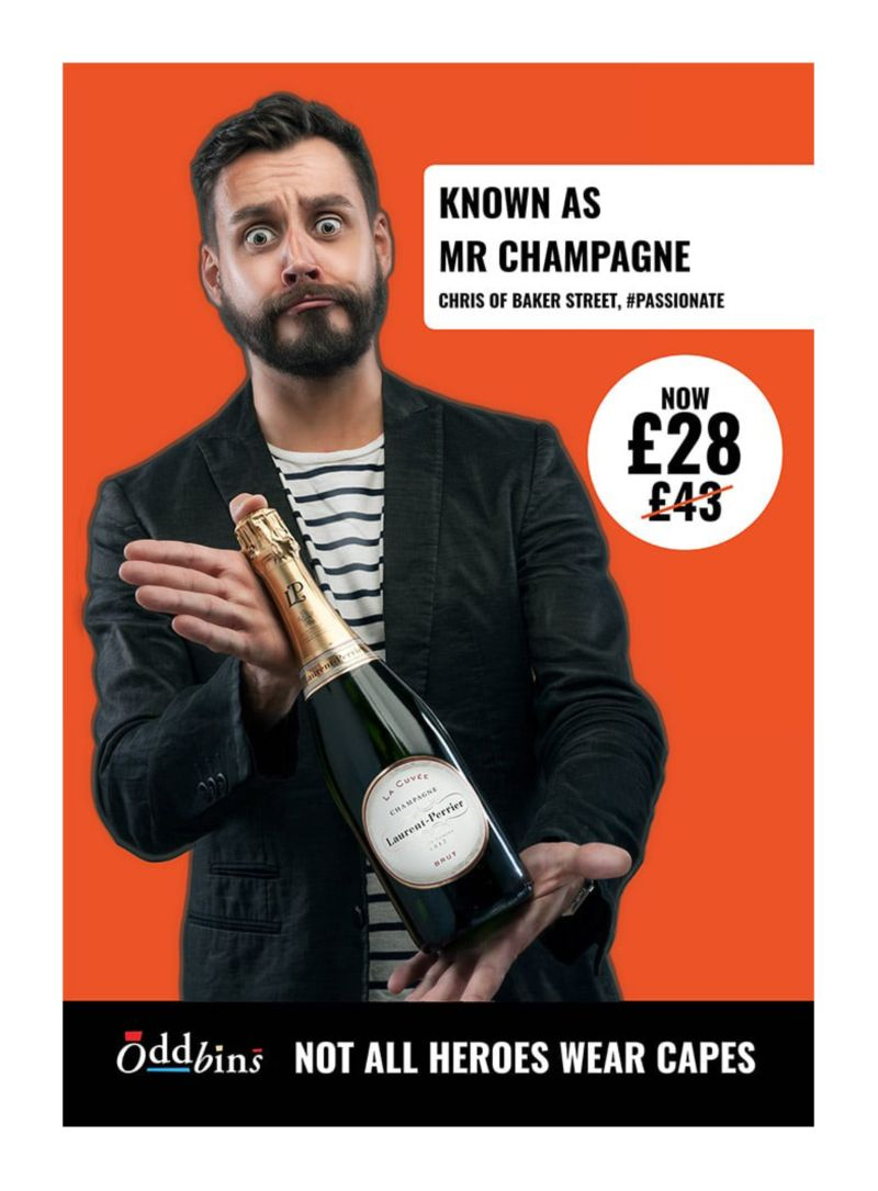 Advertising Photography for OddBins