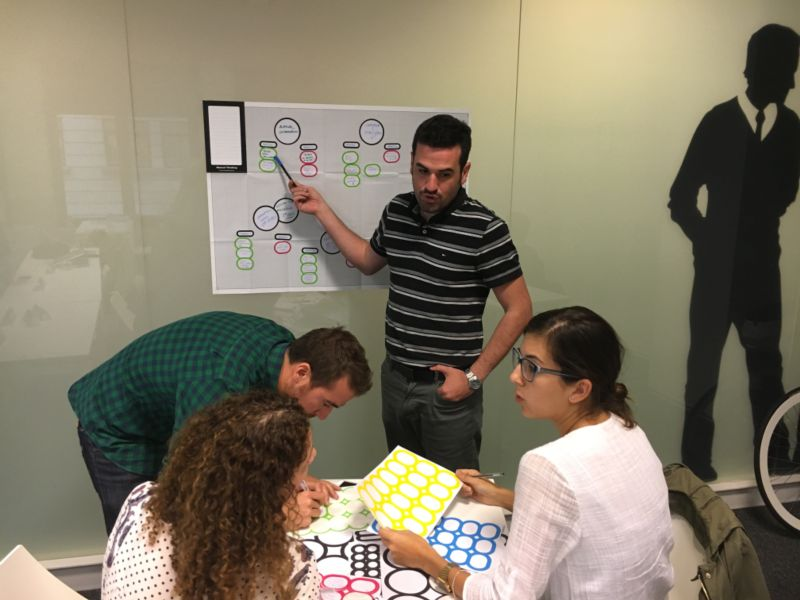 Marketing strategy and concept building for brands in the US and Spain  (From Barcelona)