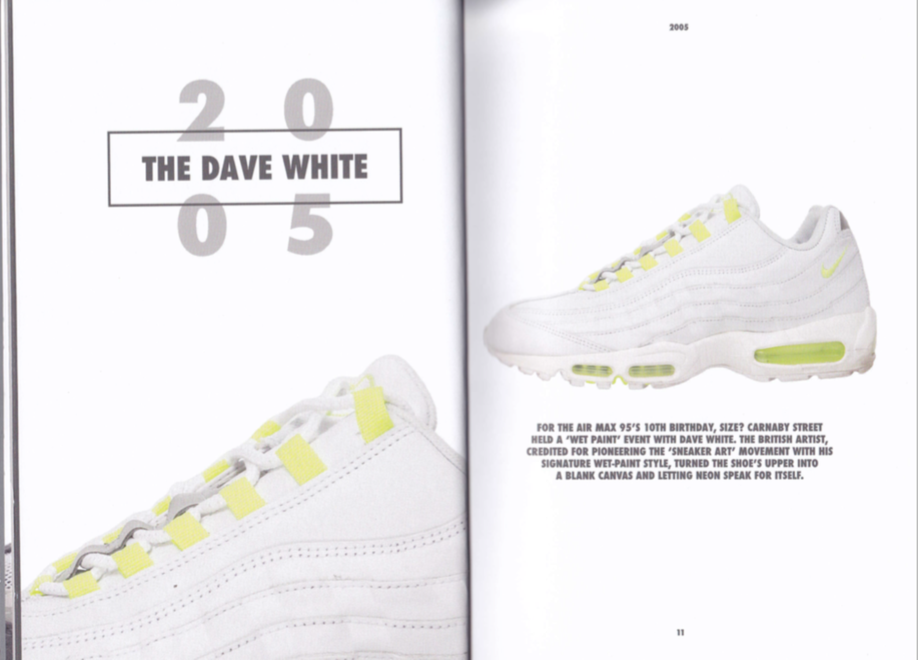 Nike — \'The Anatomy of Air\' Exhibition and Book   The Dots