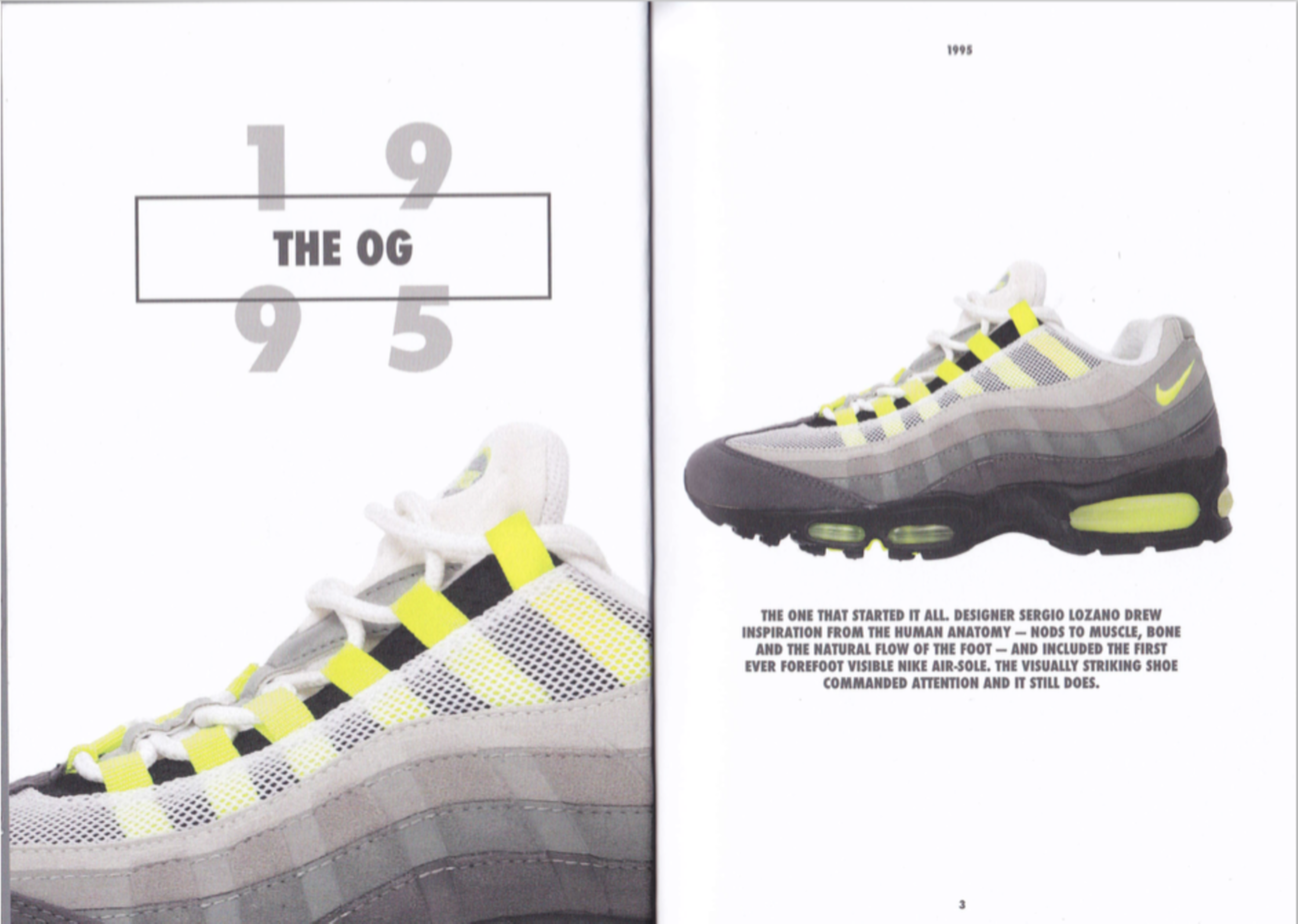 Nike — \'The Anatomy of Air\' Exhibition and Book | The Dots