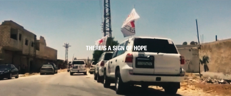 ICRC - A Sign of Hope