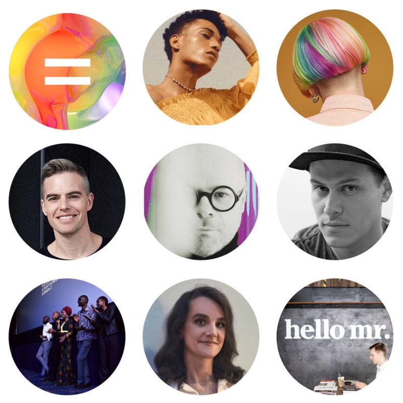 Championing Diversity: Meet the LGBT+  Creative Leaders of Tomorrow
