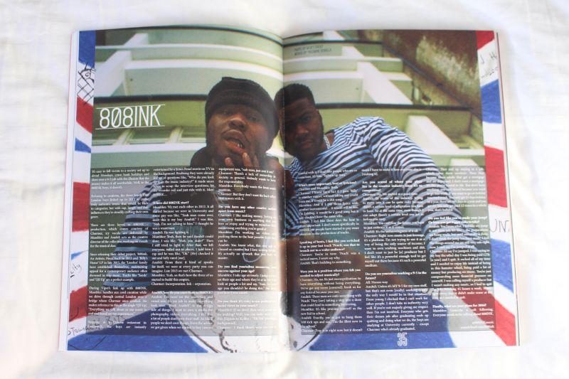 VIPER MAGAZINE: 808INK INTERVIEW